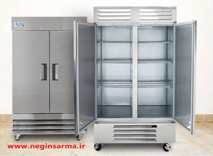 فروش عمده یخچال صنعتی با قیمت مناسب