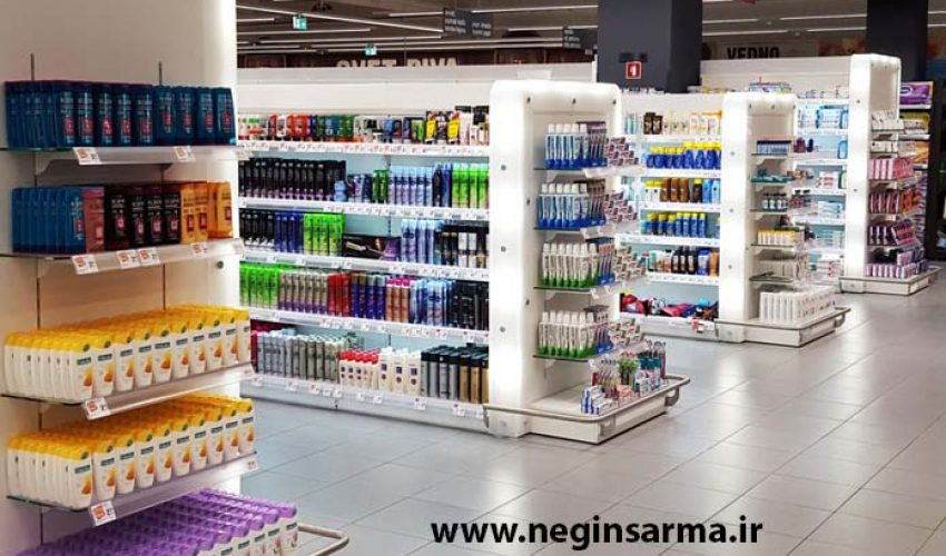 انواع تجهیزات فروشگاهی