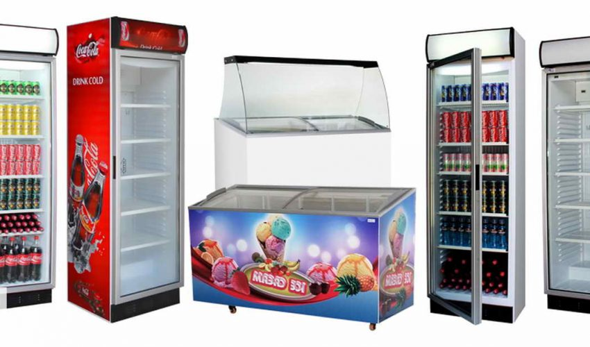 فروش یخچال صنعتی در نگین سرما
