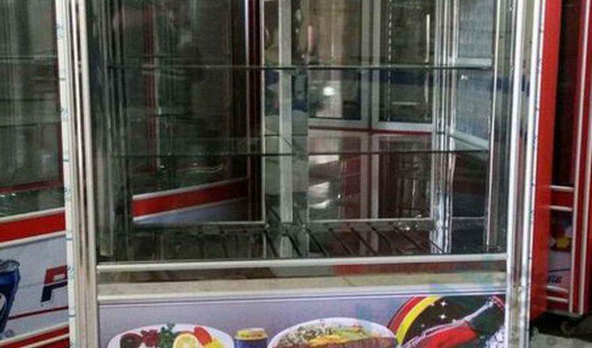 فروش یخچال صنعتی در تهران
