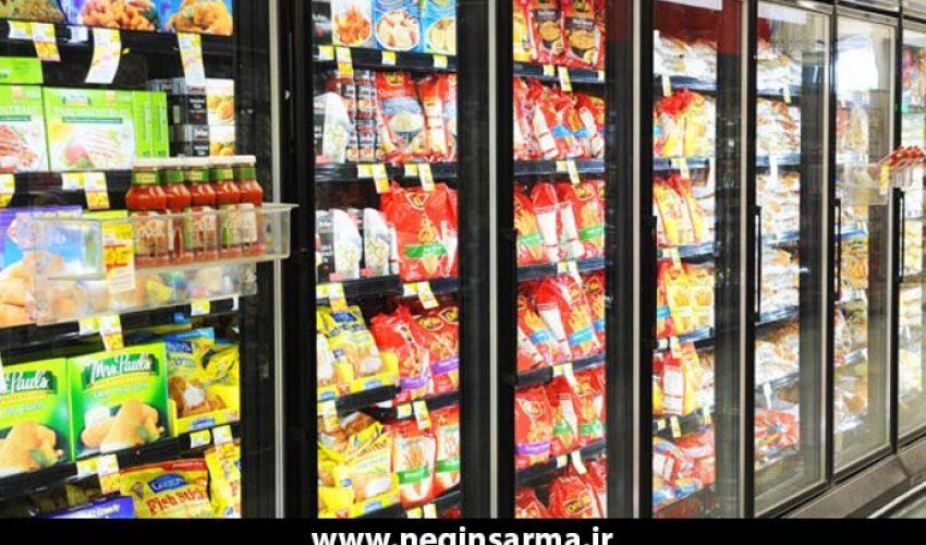 خصوصیات یخچال صنعتی فروشگاهی
