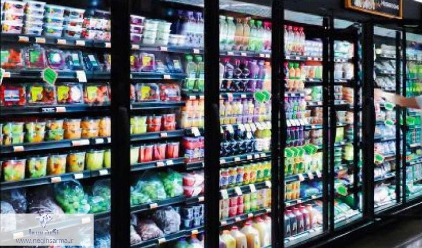 فروشگاه یخچال صنعتی نگین سرما