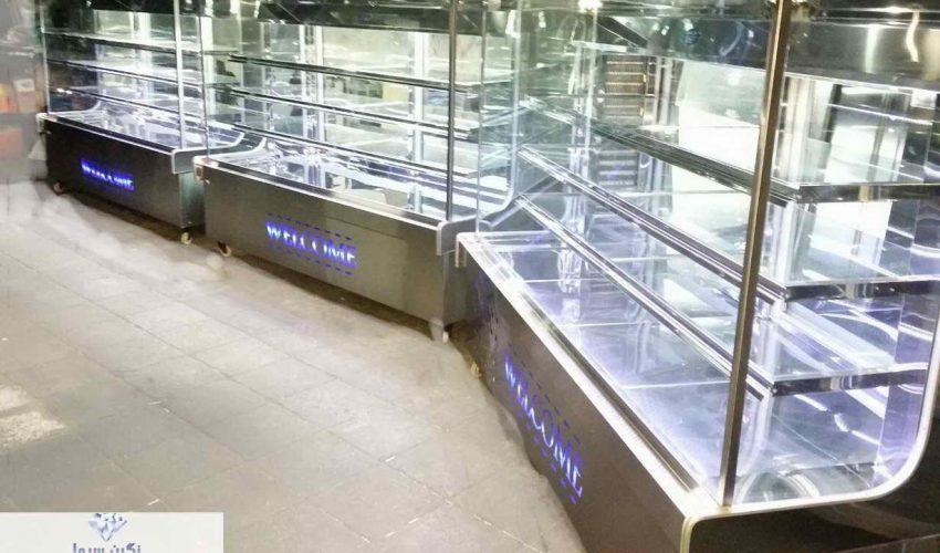 خرید یخچال صنعتی ارزان