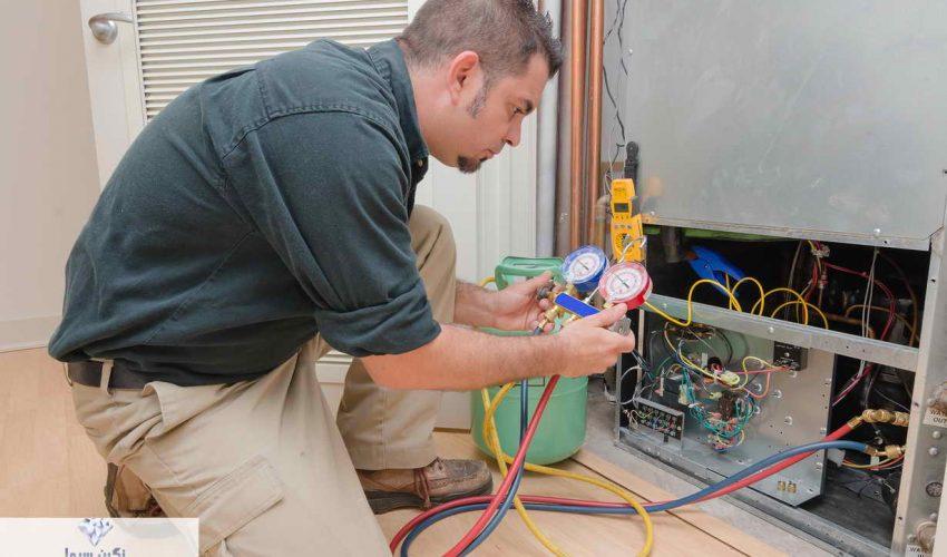تعمیر انواع یخچال های صنعتی