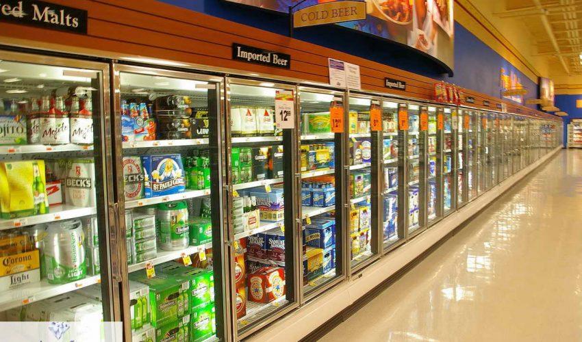 خرید یخچال هایپرمارکتی